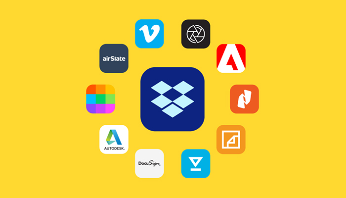 Dropbox Extensions Gathering Whole Your Working Tools Together