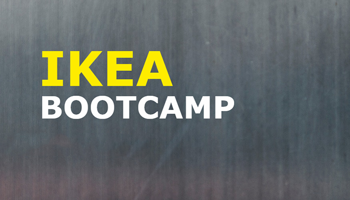 IKEA Bootcamp Calling Startup's