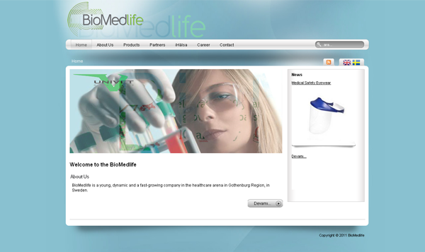 BioMed Life - biomedlife.se