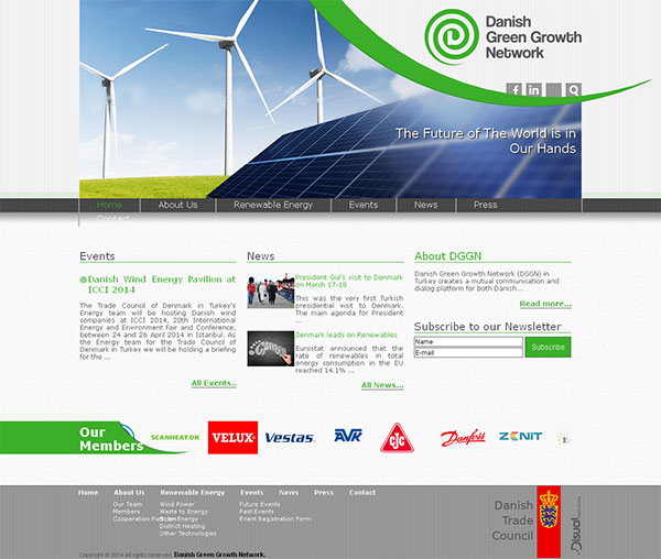 Danish Green Growth Network-danishgreengrowthnetwork.com
